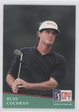 1991 Pro Set - [Base] #45 - Russ Cochran