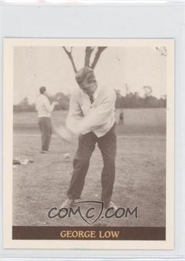 1992 Famous Golfers of the 40's & 50's - [Base] #14 - George Low