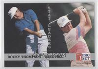 Rocky Thompson, Mike Hill
