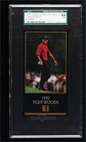 Tiger Woods [SGC 84 NM 7]