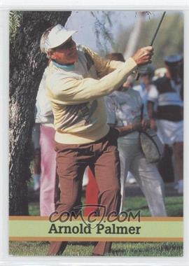1993 Fax Pax Famous Golfers - [Base] #13 - Arnold Palmer