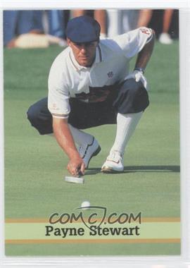 1993 Fax Pax Famous Golfers - [Base] #3 - Payne Stewart