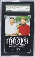 Bernard Gallacher, Tom Watson [SGC AUTHENTIC]