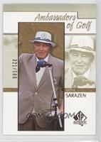 Gene Sarazen #/500