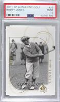Bobby Jones [PSA 9 MINT] #/500