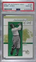 Bobby Jones [PSA 10 GEM MT]