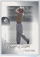 Mike Weir #/2,999