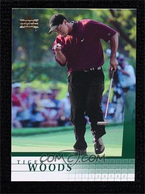 2001 Upper Deck - [Base] #1 - Tiger Woods [Noted]