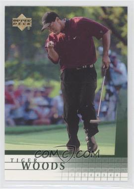 2001 Upper Deck - [Base] #1 - Tiger Woods