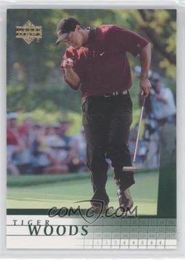 2001 Upper Deck - [Base] #1 - Tiger Woods