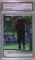 Tiger Woods [PSA 9 MINT]