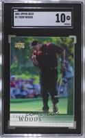 Tiger Woods [SGC 10 GEM]