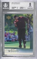 Tiger Woods [BGS 8 NM‑MT]