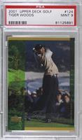 Defining Moments - Tiger Woods [PSA9MINT]