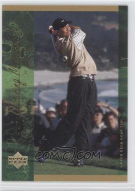 2001 Upper Deck - [Base] #124 - Tiger Woods