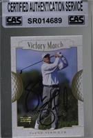Steve Stricker [CAS Certified Sealed]