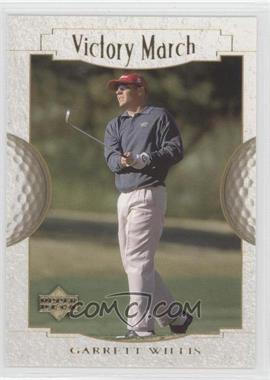 2001 Upper Deck - [Base] #144 - Garrett Willis