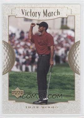 2001 Upper Deck - [Base] #151 - Tiger Woods