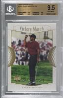 Victory March - Tiger Woods [BGS9.5GEMMINT]