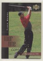 Tour Time - Tiger Woods [EX to NM]