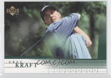 2001 Upper Deck - [Base] #48 - Greg Kraft