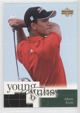 2001 Upper Deck - [Base] #70 - Adam Scott
