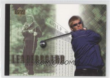 2001 Upper Deck - [Base] #89 - John Daly