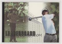 Leaderboard - Tiger Woods