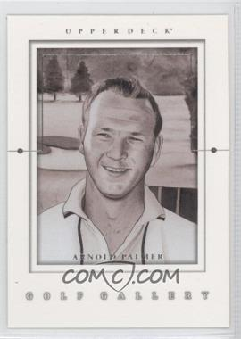 2001 Upper Deck - Golf Gallery #GG3 - Arnold Palmer