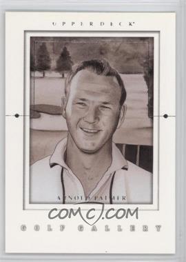 2001 Upper Deck - Golf Gallery #GG3 - Arnold Palmer