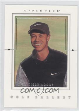 2001 Upper Deck - Golf Gallery #GG4 - Tiger Woods