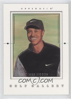 2001 Upper Deck - Golf Gallery #GG4 - Tiger Woods