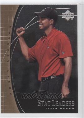 2001 Upper Deck - Stat Leaders #SL17 - Tiger Woods