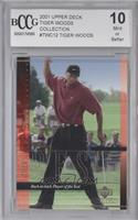 Tiger Woods [BCCG Mint]