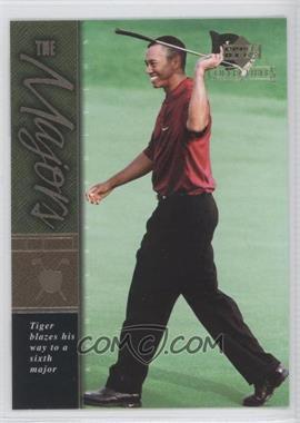 2001 Upper Deck - Tiger Woods Career #TWC22 - Tiger Woods