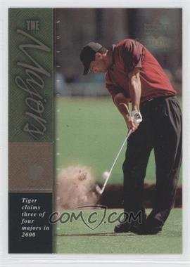 2001 Upper Deck - Tiger Woods Career #TWC24 - Tiger Woods