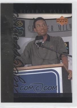 2001 Upper Deck - Tiger's Tales #TT12 - Tiger Woods