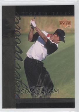 2001 Upper Deck - Tiger's Tales #TT13 - Tiger Woods