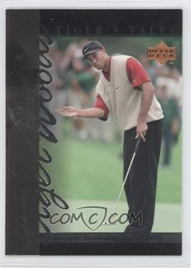 2001 Upper Deck - Tiger's Tales #TT24 - Tiger Woods