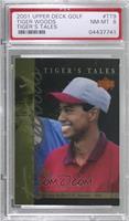 Tiger Woods [PSA8NM‑MT]
