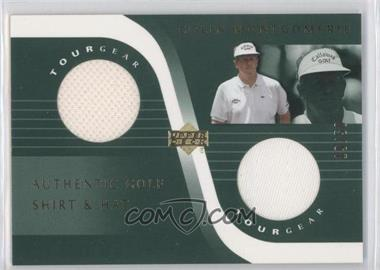 2001 Upper Deck - Tour Gear #TG-CM - Colin Montgomerie /50