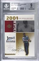 Tiger Woods [BGS 9 MINT]