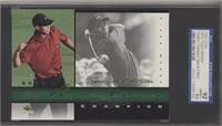 Tiger Woods /10000 [SGC 92 NM/MT+ 8.5]