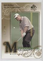 Jack Nicklaus #/100