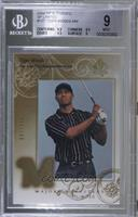 Tiger Woods [BGS 9 MINT] #/100