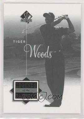 2002 SP Authentic - [Base] #46SPA - Tiger Woods