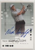 Nick Dougherty [GoodtoVG‑EX] #/2,999