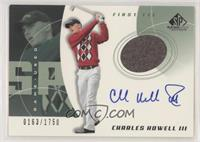 Charles Howell III [EX to NM] #/1,750