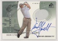 David Gossett #/1,750