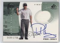 Paul Casey (Autographed memorabilia) #/1,750
